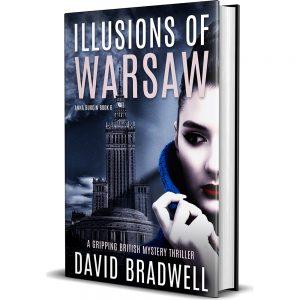 David Bradwell - Illusions Of Warsaw