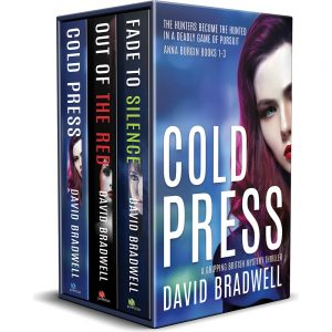 David Bradwell - Anna Burgin books 1-3 box set