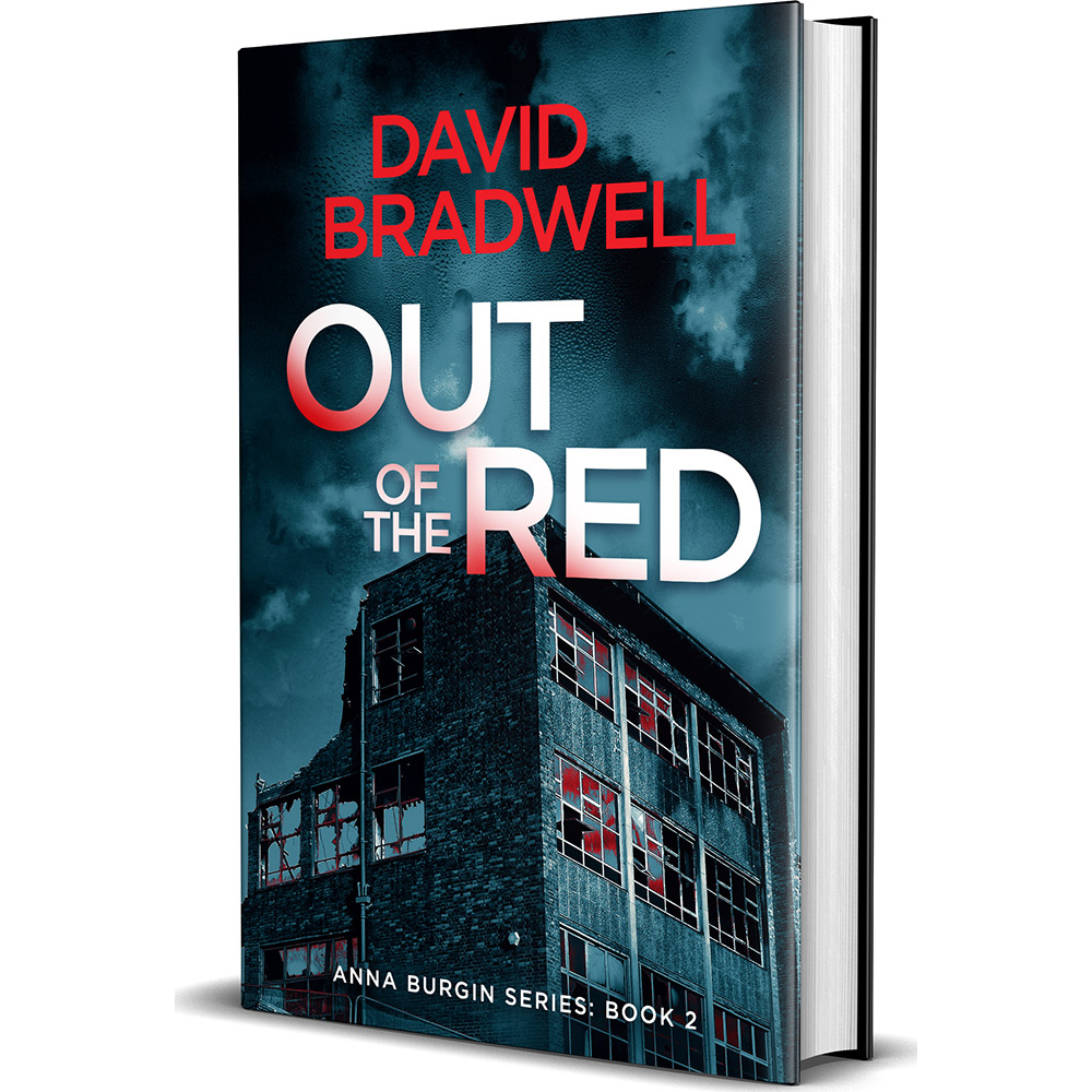 David Bradwell - Out Of The Red