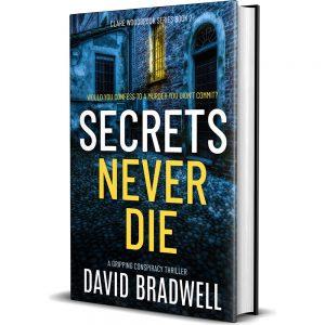 David Bradwell - Secrets Never Die