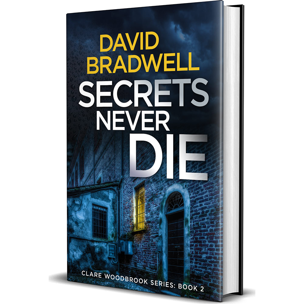 David Bradwell - Secrets Never Die