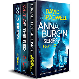 David Bradwell - Anna Burgin Series 1-3
