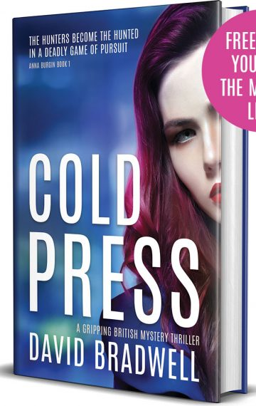 Cold Press – Anna Burgin book 1