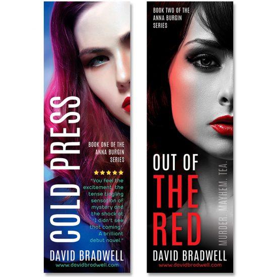 David Bradwell bookmark