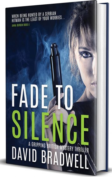 Fade To Silence – Anna Burgin book 4