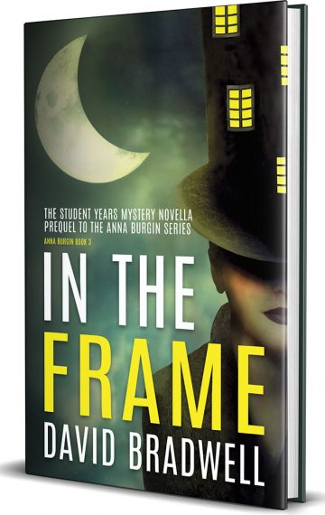 In The Frame – Anna Burgin book 0