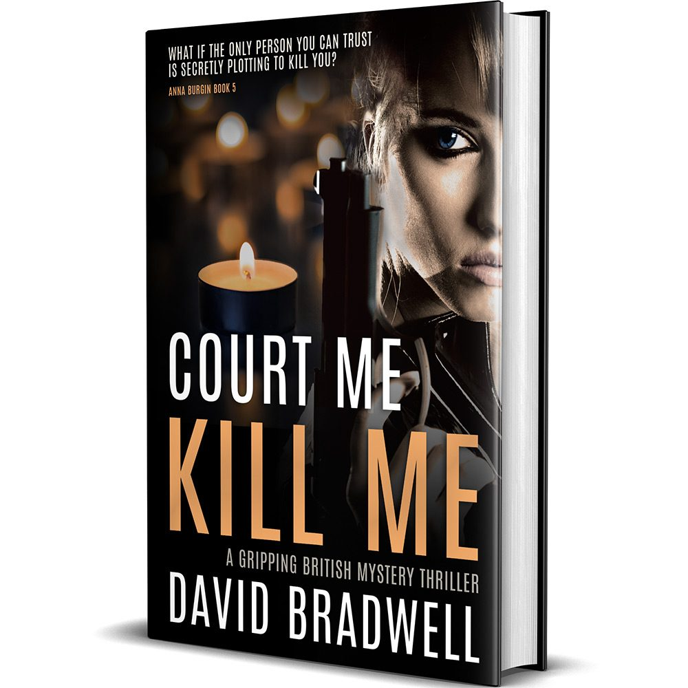 David Bradwell - Court Me Kill Me