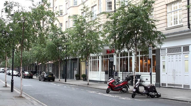 Bolsover Street, London