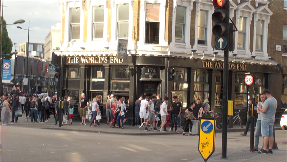 The World's End, Camden, London