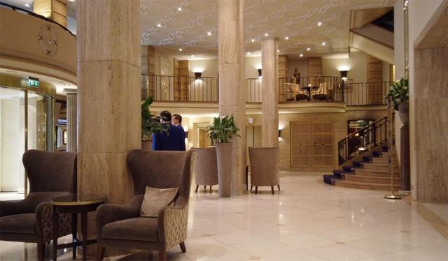 Excelsior Hotel Ernst, Cologne, Germany