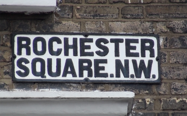 Rochester Square, Camden, London