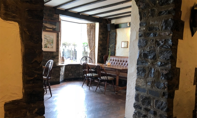 Seat Trout Inn, Staverton, Devon