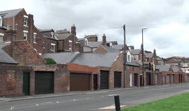 Student house/Clare's flat, Sunderland