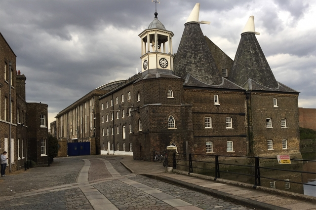 Three Mills Studios, Bromley-By-Bow