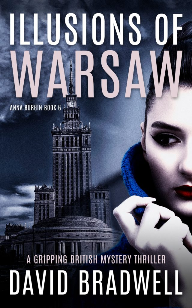 David Bradwell - Illusions Of Warsaw