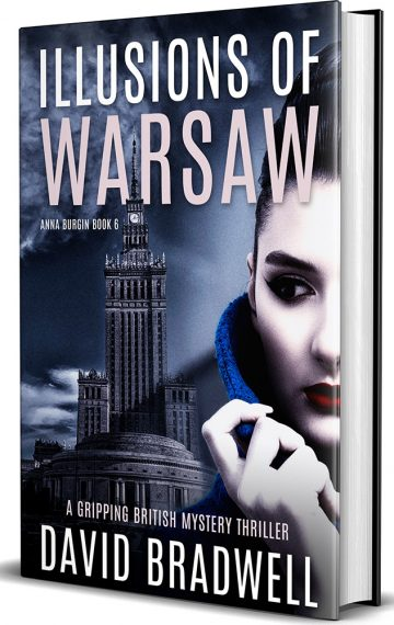 Illusions Of Warsaw – Anna Burgin book 5