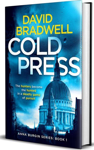 Cold Press – Anna Burgin book 1