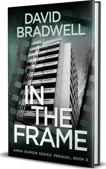 In The Frame – Anna Burgin book 0