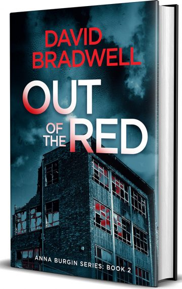 Out Of The Red – Anna Burgin book 2