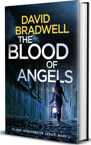 The Blood Of Angels – Clare Woodbrook book 1